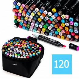 Набор скетч маркеров Touch 120 штук