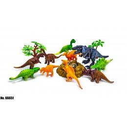 Игровой набор Планета динозавров 66651