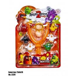 Набор фигурок Angry Birds
