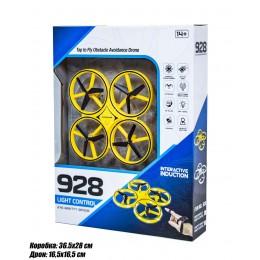 Ручной квадрокоптер 928