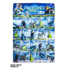 Фигурки Frozen на планшете 2 сезон