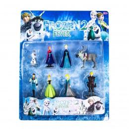 Фигурки Frozen 8 героев