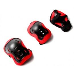 Защита Sport Series. Черно-красная