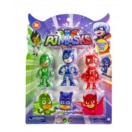 Игровой набор мультяшных героев W5250 в блистере оптом