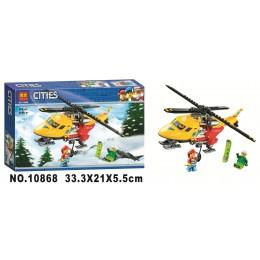 Конструктор Bela 10868 Вертолет скорой помощи