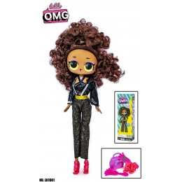 Кукла LoL LK1001-1 OMG, 4 вида