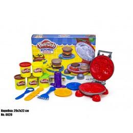 Пластилин PLAY-DOH кухня 6620