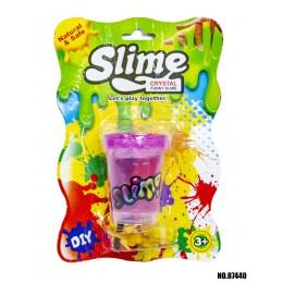 Slime Слайм блистер DIY JDY2306059449 (зелый/желтый/красный)