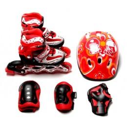 Комплект Happy. Red, размер 34-37