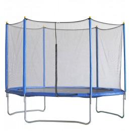 Каркасный батут с сеткой для детей и взрослых (305 см)