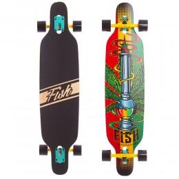 Лонгборд фрирайд Fish Skateboard Bowl