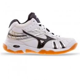 Кроссовки Mizuno белые