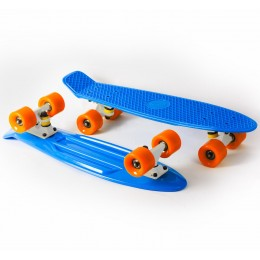 Пенни борд Fish Skateboards Blue