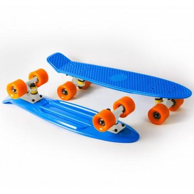 Пенни борд Fish Skateboards Blue