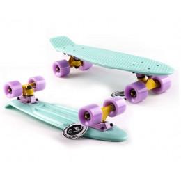 Пенни борд Fish Skateboards  Mint (Pastel series)