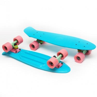 Пенни борд Fish Skateboards Sky (Pastel series)