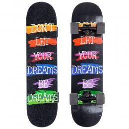 Скейтборд Zelart Dreams