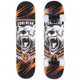 Скейтборд Zelart Cool Bear